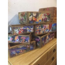 Alice in Wonderland Boxes