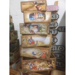 Beatrix Potter Boxes