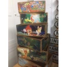 Bambi boxes